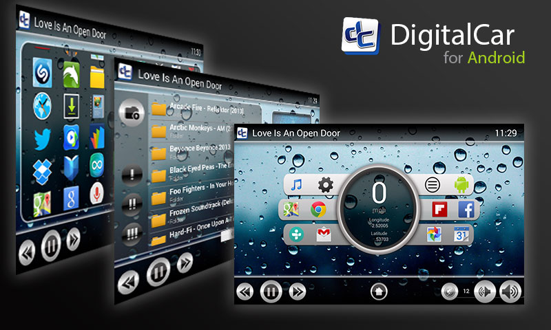 DigitalCar for Android